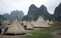 Mở cửa phim trường làng thổ dân phim Kong