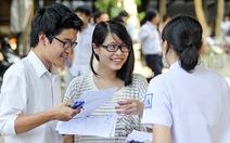 Nhiều trường nhận hồ sơ xét tuyển bằng điểm sàn