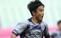 """""""Messi"""" Nhật Bản ghi bàn ở tuổi 15 tại J-League"""