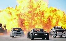 Chiêm ngưỡng loạt 'xe khủng' trong Fast and Furious 8