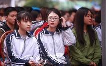 Gần 190.000 thí sinh chỉ thi để xét tốt nghiệp THPT