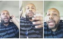 Nổ súng giết người đưa lên Facebook rồi dọa giết tiếp