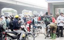 Hà Nội yêu cầu xử nghiêm vi phạm giao thông dịp lễ 30-4