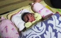 Huế: Cứu sống bé sơ sinh bị bỏ trong bụi cây