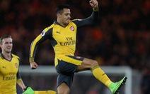 Thắng nhẹ Middlesbrough, Arsenal tiếp tục bám đuổi tốp 4
