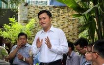 Cà phê sáng, lãnh đạo Sở GTVT TP.HCM nói cách giảm kẹt xe