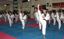 Quyền taekwondo chính thức được đưa vào thi đấu ở Asiad