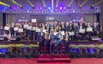 14 quốc gia tranh tài tại giải thưởng bất động sản Châu Á