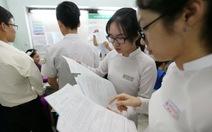 'Nước rút' đăng ký xét tuyển ĐH: thấp thỏm chờ thí sinh