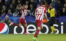 Không thắng được Atletico Madrid, Leicester chia tay Champions League