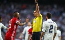 HLV Ancelotti chỉ trích trọng tài sau trận thua R.M