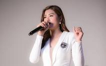 Hoa hậu người Việt ở Úc hát Baby don't go thế nào?