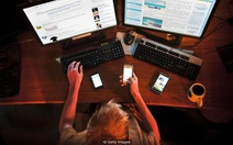 Nghiện Facebook tệ hơn nghiện rượu bia
