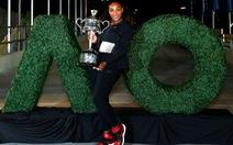 Serena xác nhận mang thai