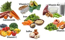 Vi chất dinh dưỡng giúp trẻ phát triển, gia đình khỏe mạnh