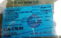CSGT cấp giấy chứng nhận đăng ký ôtô từ hồ sơ giả mạo