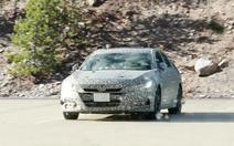 Rò rỉ hình ảnh chụp trộm về Honda Accord 2018