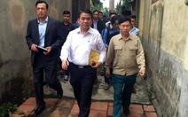 Chủ tịch Hà Nội kết thúc 2 giờ đối thoại với người dân Đồng Tâm
