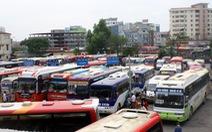 Hà Nội có thêm bến xe gần 3.000 lượt xe/ngày