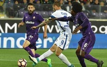 Điểm tin sáng 23-4: Fiorentina đánh bại Inter trong trận cầu 9 bàn thắng
