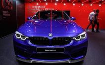Ngắm dàn siêu xe tại triển lãm ôtô Thượng Hải 2017