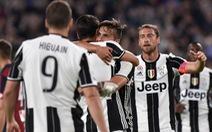 Thắng đậm Genoa, Juventus tạm hơn Roma 11 điểm