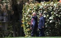 Ông Tập điện đàm với ông Trump, kêu gọi kiềm chế về Triều Tiên