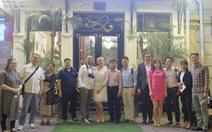 Đoàn blogger thế giới quảng bá du lịch Việt