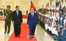Tạo động lực thúc đẩy quan hệ Việt Nam - Campuchia