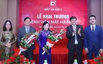 Bệnh viện mắt Hà Nội 2 khai trương
