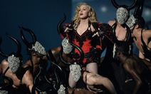Madonna bức xúc với dự án phim tiểu sử về mình