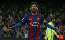 Messi lập cú đúp, Barcelona đè bẹp Osasuna 7-1