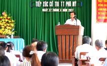 ĐBQH Nguyễn Văn Cảnh: thăng chức nhanh như Thánh Gióng là do...tổ chức