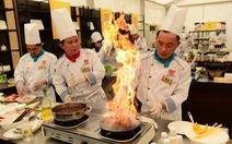 Chiếc thìa vàngmuốn góp phần quảng bá ẩm thực Việt Nam