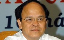 Xem xét kỷ luật nguyên bí thư tỉnh ủy Bình Định