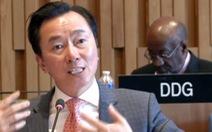 Đại sứ Phạm Sanh Châu tự tin