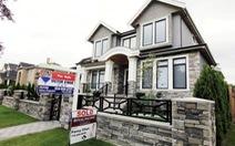 Thêm dấu hiệu nóng trên thị trường nhà đất Canada