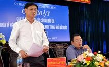 Bí thư tỉnh ủy Phú Yên: Thiếu sót báo chí nêu ra là đúng