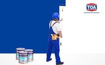"""Cuộc đua sơn """"xanh"""""""