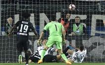 Juventus đánh rơi chiến thắng phút cuối