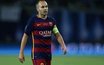 Điểm tin tối 29-4: Iniesta vắng mặt trận derby Catalan