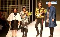 Buổi tiệc Pop Art của thời trang Đức