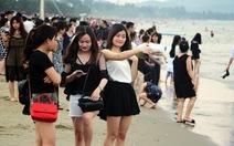Hàng vạn khách dự khai mạc du lịch biển Cửa Lò