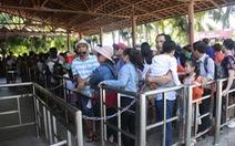 Nha Trang dự kiến đón 125.000 du khách dịp 30-4