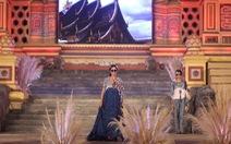 Mãn nhãn đêm thời trang 'Hội tụ bản sắc châu Á'