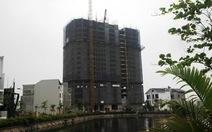 Công trình 18 tầng xây không phép ngayHà Nội