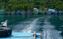 Ngư dân Việt bị giam ở Indonesia