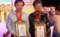 Tôn vinh hơn 300 nghệ nhân nghề truyền thống ở Festival Huế