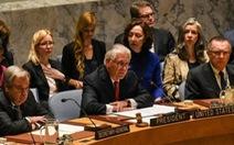 Mỹ, Trung Quốc thảo luận trừng phạt Triều Tiên