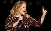 'Họa mi nước Anh' Adele kiếm hơn ngàn tỷ chỉ trong 1 năm